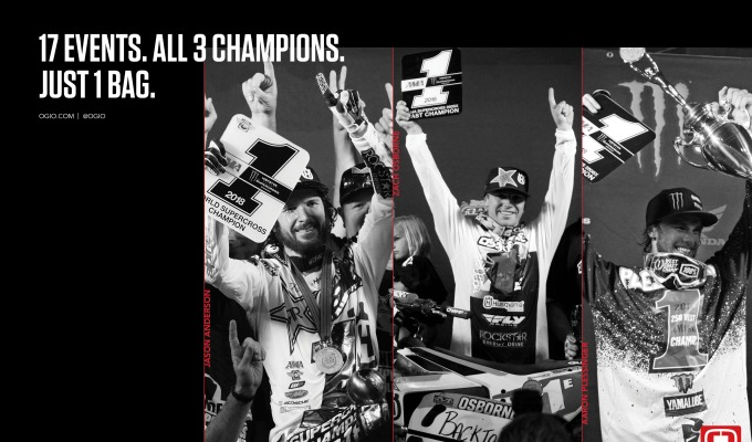 """2018 """"Champions"""" Campaign // OGIOPowersports"""